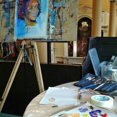 art courses Birmingham