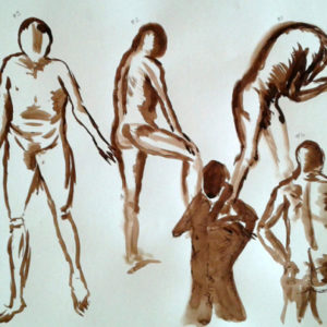 life drawing classes birmingham
