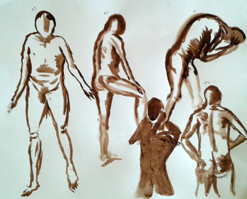 life drawing classes birmingham